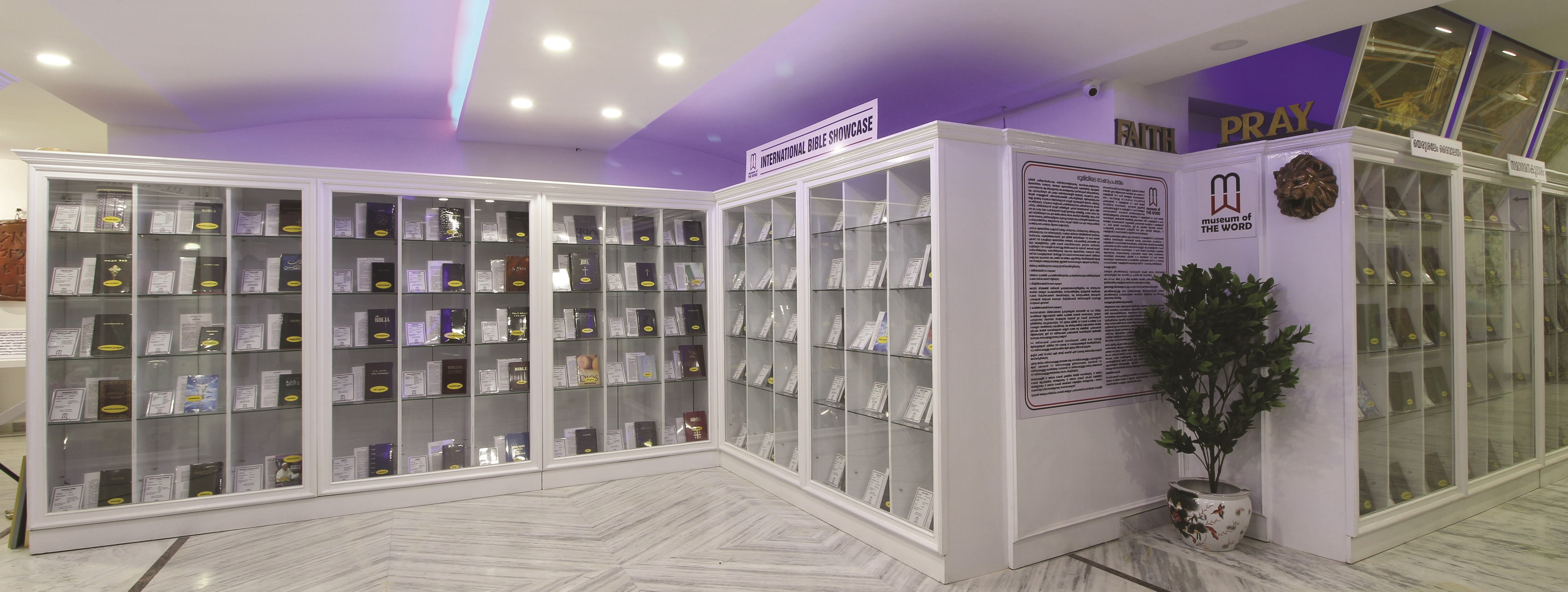 Step Into The World Of Languages And Scripture Translation. The  International Bible Showcase Exhibits Over 200 Bible Translations In  Different Languages, ...